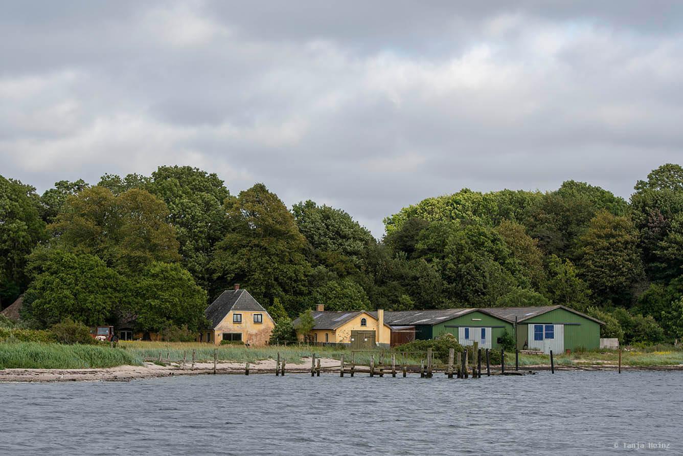 Landschaft in der Flensburger Förde