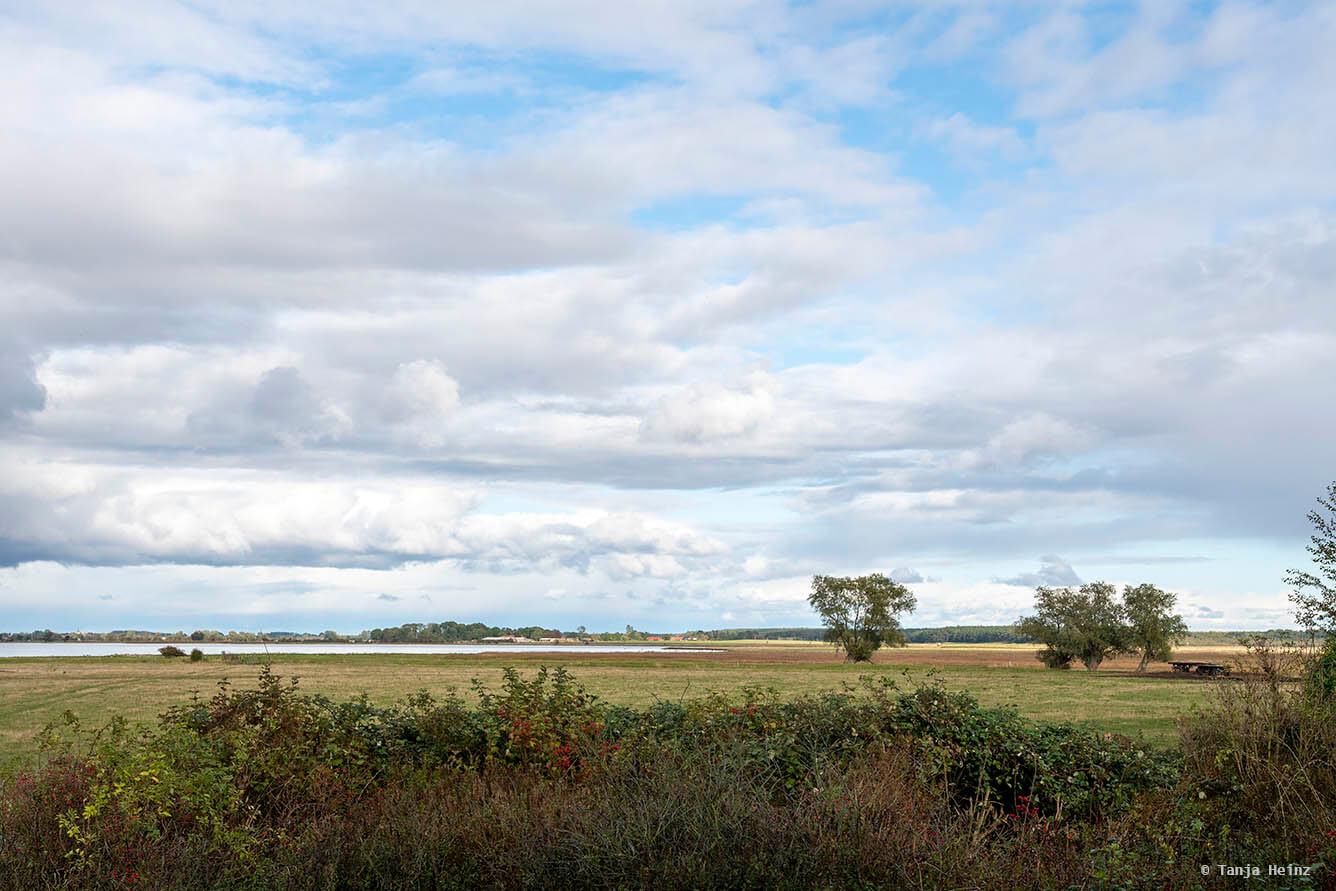 Landschaft auf Ummanz