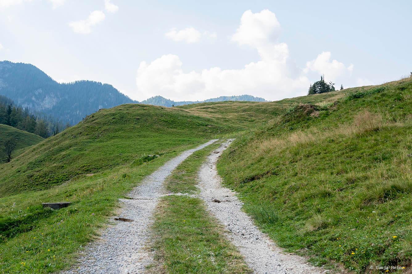 Berge im Berchtesgadener Land