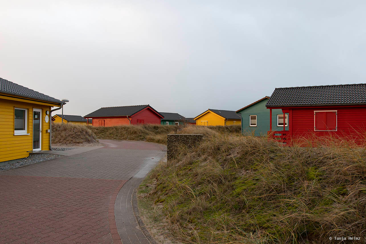 Bungalows on the Düne