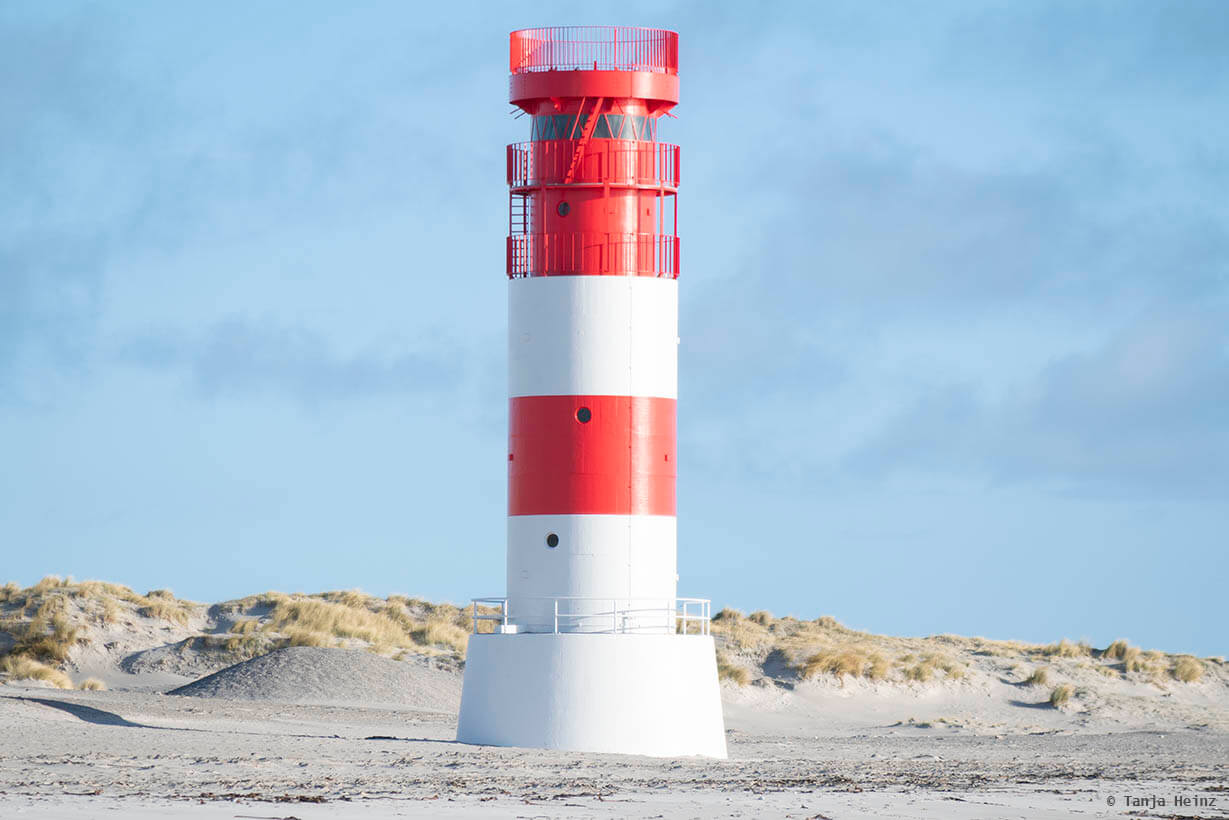 Light house on the Düne