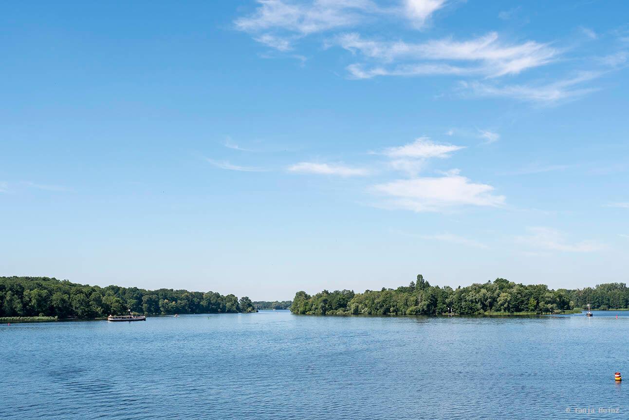 Pfaueninsel in der Havel