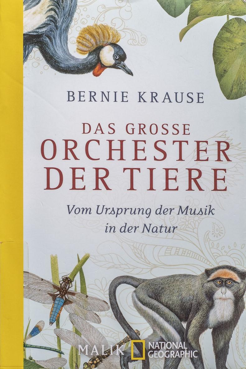 Das grosse Orchester der Tiere